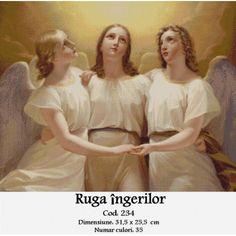 Guardian Angel Painting - Three Guardian Angel by Franz Kadlik Angel Protector, Antique Wallpaper, I Believe In Angels, Angels Among Us, Vintage Art Prints, Angels In Heaven, Heavenly Angels, Guardian Angels, Angel Art