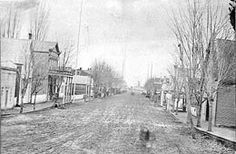 Olympia, Washington Territory 1877.