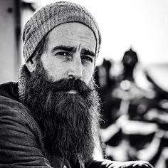 "beardelicious: "" Michael, @bradfordmichaels72, photo by @Marie Van de Velde """