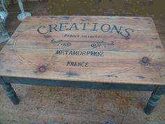 1000 images about meubles peint et bois on pinterest bureau vintage bureaus and cuisine. Black Bedroom Furniture Sets. Home Design Ideas