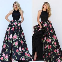 Women Long Formal Prom Dress Cocktail Party Ball Gown Evening Bridesmaid Dress #Unbranded #BallGown #Formal