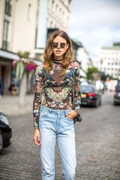 60 fall outfit ideas to take from the street style scene at Copenhagen Fashion…