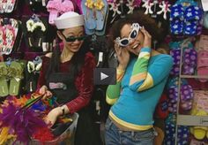 Real World Ratio and Rate Problem: Bianca's Fifty Percent Solution- In this video from Cyberchase, Bianca is lured into a store when she sees a 50% off sale sign in the window. She soon realizes that even when items are 50% off, the final bill can still be a lot of money.