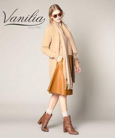 Herfst Winter 2014-2015: Vanilia mode verfijnd tot in ieder detail.