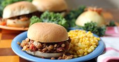 SloppyLentilJoes 570x299 Sloppy Lentil Joes