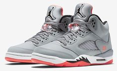 259721da525 Adding fire to the game is the Air Jordan 5 GS Hot Lava. These are a girls  release