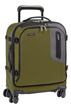 Briggs & Riley 'Explore' Wheeled Domestic Spinner Carry-On (19 Inch) available at #Nordstrom