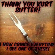 Thank you Kurt Sutter