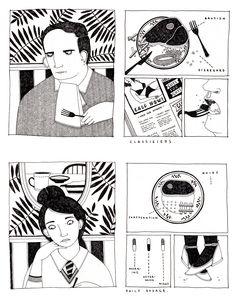 Laura Callaghan Illustration: October 2011