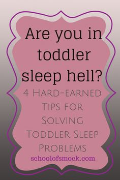Hard-Earned Tips for Escaping Toddler Sleep Hell Getting toddlers to sleep - problematic for many. 4 tips that just might work!Getting toddlers to sleep - problematic for many. 4 tips that just might work! Sleep Help, Kids Sleep, Baby Sleep, Child Sleep, Sleep For Toddlers, Parenting Advice, Kids And Parenting, Mom Advice, Single Parenting
