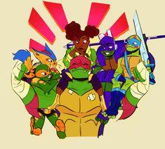 sewer chunks lunchables off: Photo Ninja Turtles Art, Teenage Mutant Ninja Turtles, Tmnt Swag, Avengers Comics, Tmnt Comics, Tmnt 2012, Disney, Cartoon Wallpaper, Fan Art