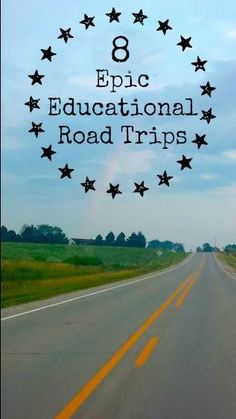 A road trip with kids can be fun—or disastrous—depending on your ability to make it a great experience. Sitting in a metal box with wheels can get pretty old very fast, so it's up to you to make it a great moment to teach your kids a little something about the world. Historic road races or field studies make ideal activities, because it's about the journey and not the destination, after all. Read on at eBay to find tips to make your next educational road trip memorable!