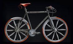 Aeroblade, luxuous bike by Spyker and Koga-Miyata