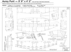 My Boat Plans - Plywood Boat Plan - Master Boat Builder with 31 Years of Experience Finally Releases Archive Of 518 Illustrated, Step-By-Step Boat Plans Plywood Boat Plans, Wooden Boat Plans, Wooden Boat Building, Boat Building Plans, Model Sailing Ships, Model Ships, Electric Boat, Boat Kits, Boat Projects