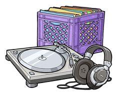 Old School DJ