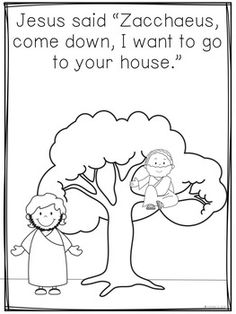 7 Best Zacchaeus craft images in 2016 | Bible story crafts, Kids
