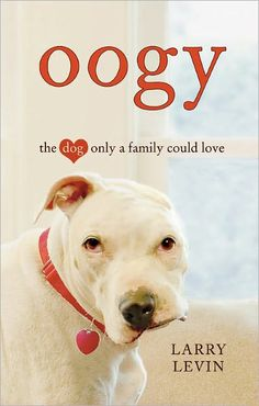 Heart-warming true story of an abused dog named Oogy.