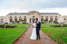 Woburn Sculpture Gallery, Bedfordshire - Lucy and James's classic Bedfordshire wedding with an art deco vibe, by Aaron Collett Photography