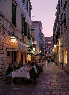 Dubrovnik- CROACIA