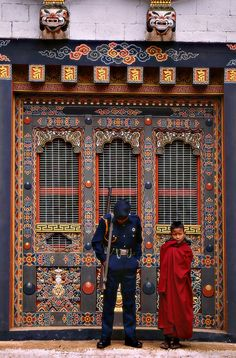 Authority in Bhutan (Sergio Pessolano)