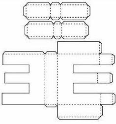Alfabeto Paper Crafts Origami Paper Art Paper Toys Letters Letter E Printable Letters Printable Box Alphabet Templates Cardboard Letters, Diy Letters, Letter A Crafts, Letters And Numbers, 3d Alphabet, Alphabet Templates, Printable Box, Printable Letters, Paper Crafts Origami