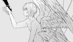 Insertado shingeki no bahamut в 2019 г. anime art, anime angel и cute anime boy. Anime Oc, Anime Angel, Anime Demon, Fan Art, Shingeki No Bahamut, Boy Illustration, Anime Kunst, Cute Anime Boy, Angels And Demons