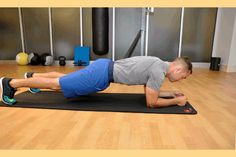 Rock Solid Abs & Core With These 11 Plank Variations - GymGuider.com