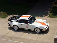 89 Porsche 911 Turbo - demo car for magnagrafik.com