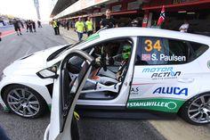 SEAT Leon Eurocup 2014. Barcelona