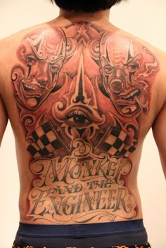 Mexican Sayings Tattoos