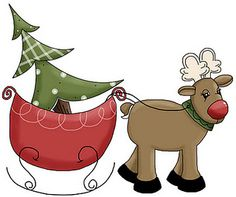 Let's All Do the Reindeer Pokey