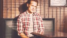 """yellowfeather84: """" Sam Heughan for Barbour Four ways to keep smart and stylish with Barbour I British GQ """""""