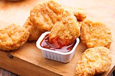 What's Really Inside Those #McDonald's #Chicken #McNuggets?