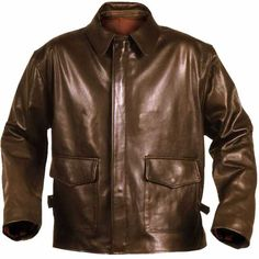 e1f05a9fc0f The Indy jacket is made of vintage goatskin. Each Indy jacket is supple yet  durable.