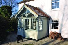 Trendy Farmhouse Foyer Decor Front Porches - All For Garden House With Porch, House Front, Paint Colors For Home, House Colors, Paint Colours, Sas Entree, Enclosed Front Porches, Porch Extension, Porch Kits