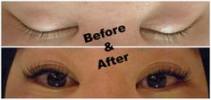 Eyelash extensions by Michelle http://www.mobilebeautybrighton.co.uk/