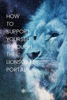 The Lionsgate Portal is an energetic alignment of Earth, Sun and Sirius in the sky every year on August portal happening in the astrological sign of Leo, which is the lion. This day, and any portal, star gate or energetic gateway are extremely powerful. Lions Gate, Enfp, Astrology Signs, Portal, Meditation, Zen