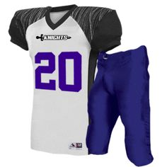 Stock Football Uniforms - Ready Fast   Budget-Friendly  fa6ebd35a
