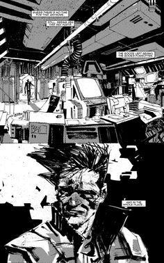 Hayden Sherman on Behance Comic Book Artists, Comic Artist, Comic Books Art, Character Design References, Character Art, Character Illustration, Digital Illustration, Comic Layout, Dancing Drawings