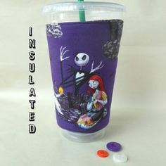 Jack Skellington Sally & Zero Disney Villain by DeegeeMarieGifts