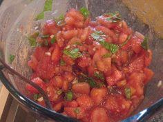 Make your Own Bruschetta Bar and Antipasto Salad... - Aggie's Kitchen