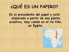 Hacer un papiro con niños Historia Universal, Giza, Projects For Kids, Fails, Homeschool, Africa, Around The Worlds, The Unit, Entertaining