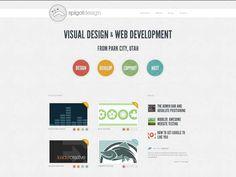 Cool web developer site - Media Queries