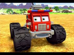 "▶ Bigfoot Presents: Meteor and the Mighty Monster Trucks - Episode 03 - ""Bath Time for Junkboy"" - YouTube"