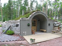 See the web click the tab for further info amerec sauna heater Diy Sauna, Tornado Safe Room, Infrared Sauna Benefits, Eco Buildings, Root Cellar, Underground Homes, Natural Homes, Tiny House Bathroom, Earth Homes