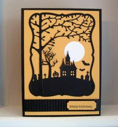 Image result for halloween cards