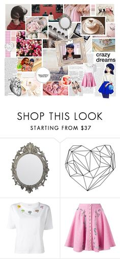 """""""Marinette Dupain-Cheng // Miraculous Lady Bug"""" by buyureyes ❤ liked on Polyvore featuring Sarah Jessica Parker, Gallery, Old Navy, Olympia Le-Tan and Boden"""