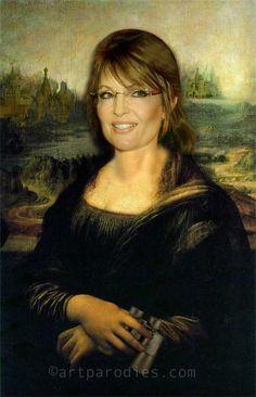 Mona Sarah Palin