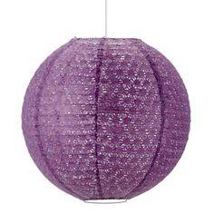 objet déco violet