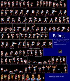 Super Street Fighter II - Balrog #Classic